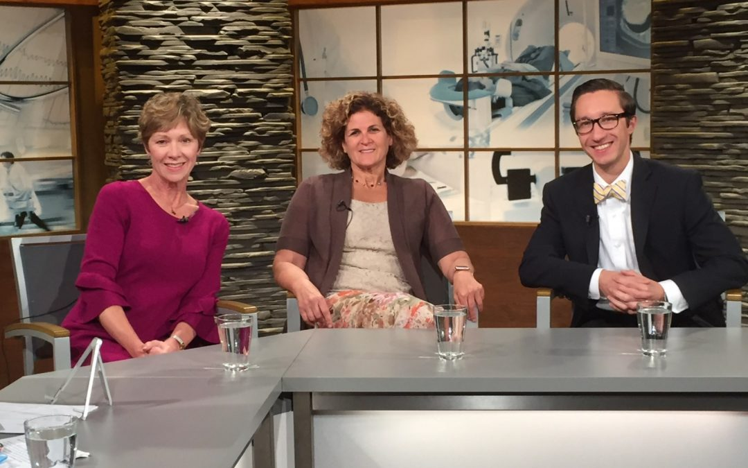 Dr. Summerton discusses early screening for Breast Cancer Awareness Month